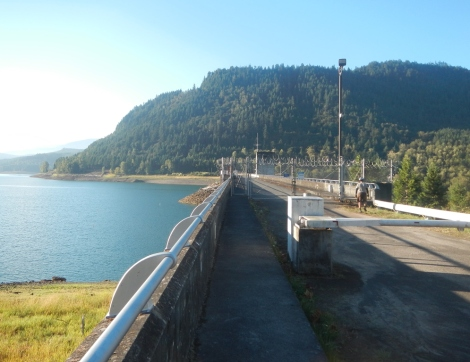 Lookout Point Dam
