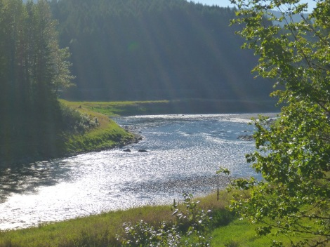 Middle Fork of the Willamette River