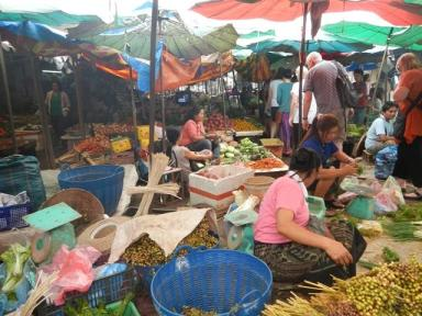 Laos CS market