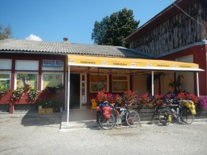 Great little stops along the way in Romania