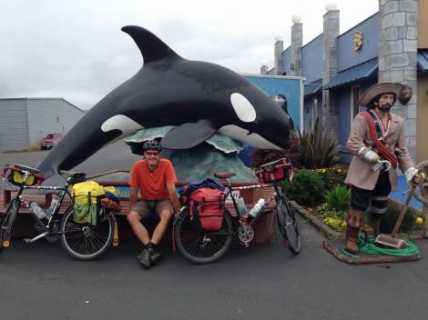 The Aquarium village - fun for all.