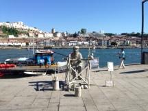 Living art in Porto