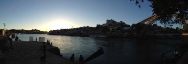Porto at sunset